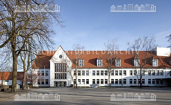 aldegrever gymnasium soest architektur bildarchiv. Black Bedroom Furniture Sets. Home Design Ideas