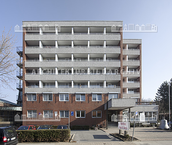 Altenheim Haus St Martin Herten Architektur Bildarchiv