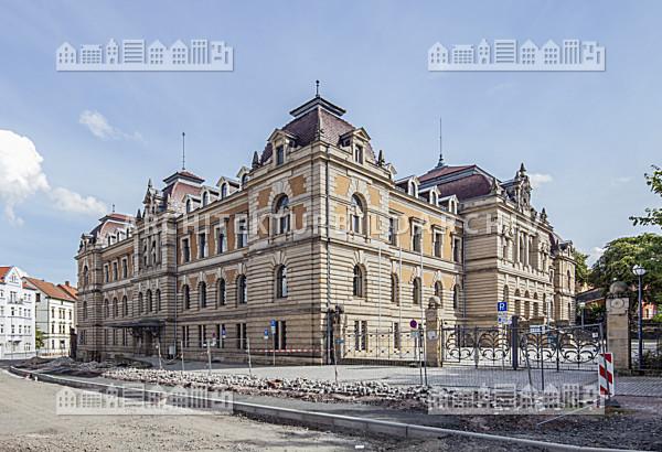 Amtsgericht Gotha Architektur Bildarchiv