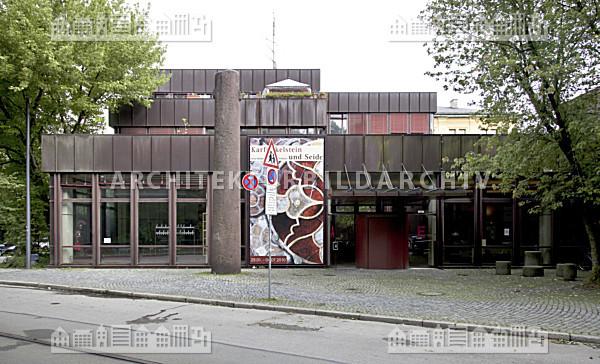 Archäologische Staatssammlung München Architektur Bildarchiv