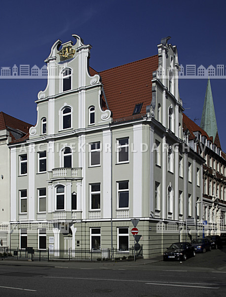 Architektur Lübeck bürgerhaus an der untertrave 107 lübeck architektur bildarchiv