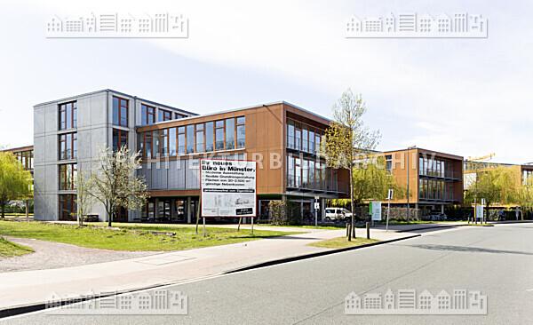 Bürogebäude Deilmann-Haus Münster - Architektur-Bildarchiv