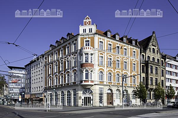 Bürogebäude Friedrich Wilhelm Platz 4 Braunschweig Architektur