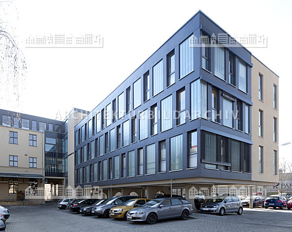 B rogeb ude goetheplatz 8a b weimar architektur bildarchiv - Architektur weimar ...