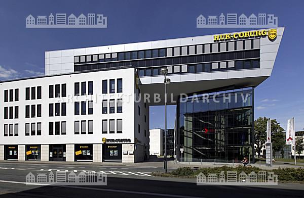 Burogebaude Huk Coburg Dortmund Architektur Bildarchiv