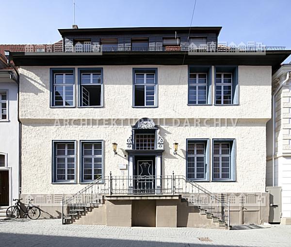 b rgerhaus am seel 2 soest architektur bildarchiv. Black Bedroom Furniture Sets. Home Design Ideas
