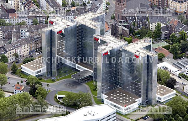B rogeb ude rwi4 d sseldorf architektur bildarchiv - Architekten in dusseldorf ...