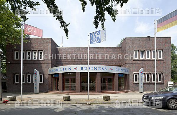 Bahnhof schalke nord gelsenkirchen architektur bildarchiv - Architekt gelsenkirchen ...