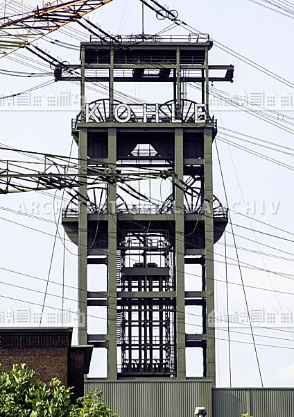 Bergwerk Walsum Duisburg Architektur Bildarchiv