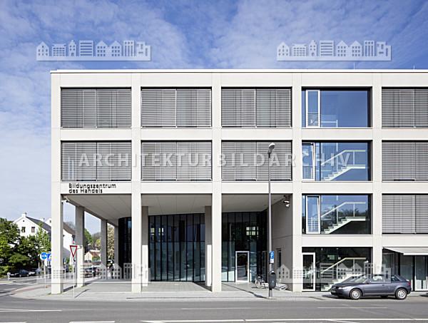 Architekten Recklinghausen bildungszentrum des handels recklinghausen architektur bildarchiv