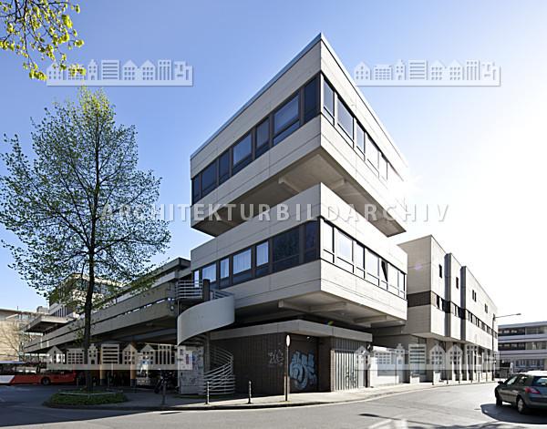 Bushof aachen architektur bildarchiv for Architektur aachen
