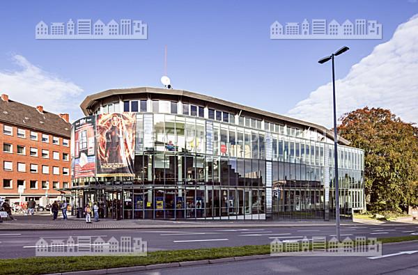 Comet Cine Center Mönchengladbach - Architektur-Bildarchiv