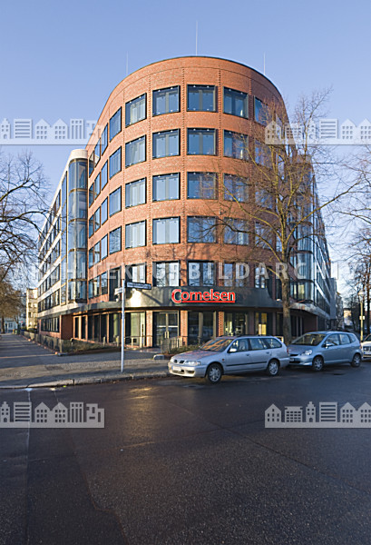 cornelsen verlag haus 2 berlin architektur bildarchiv. Black Bedroom Furniture Sets. Home Design Ideas