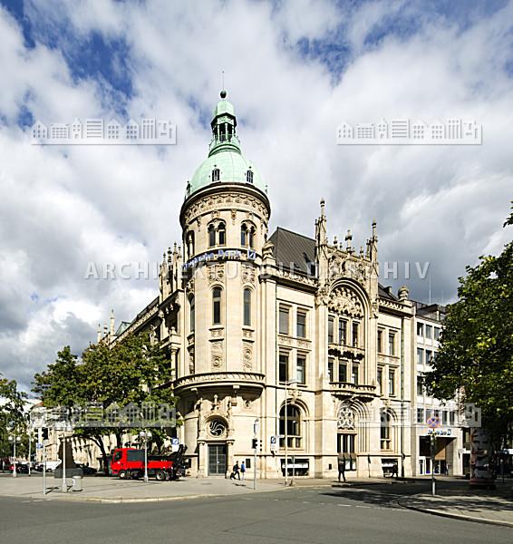 Deutsche Bank Hannover Architektur Bildarchiv
