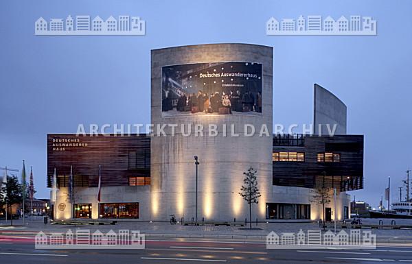 Deutsches auswandererhaus bremerhaven architektur bildarchiv - Architektur bremerhaven ...