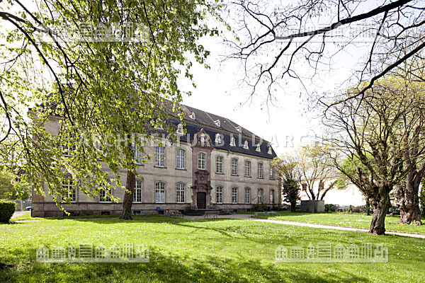 Deutschherrenschule trier architektur bildarchiv - Architekt trier ...