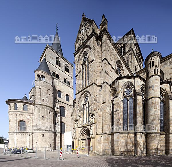 Domkirche st peter und liebfrauenkirche trier architektur bildarchiv - Architekt trier ...