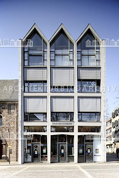 Architektur Aachen domsingschule aachen architektur bildarchiv