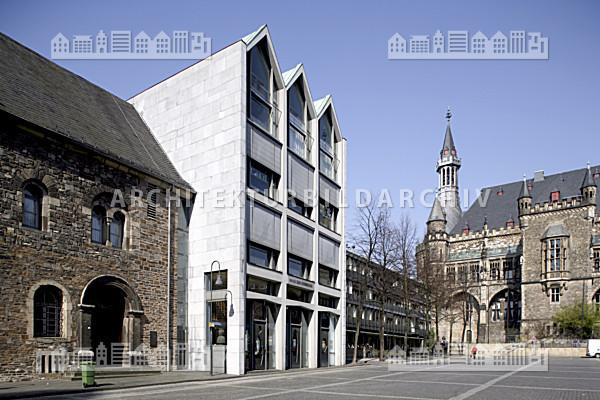 Domsingschule aachen architektur bildarchiv for Architektur aachen