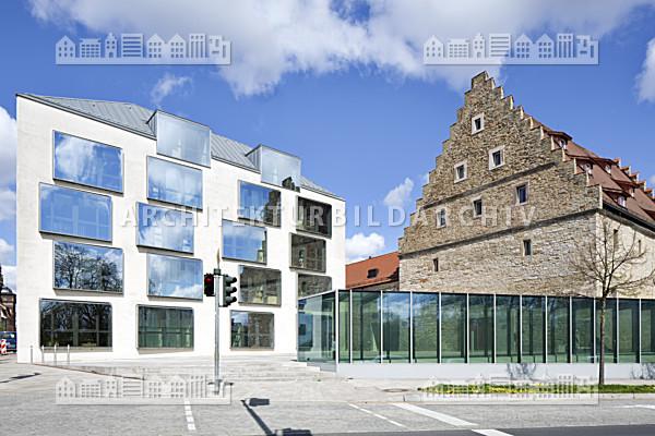Architekten Schweinfurt ebracher hof und hauptzollamt schweinfurt architektur bildarchiv