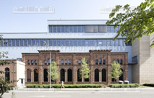 Einkaufszentrum alleencenter trier architektur bildarchiv - Architekt trier ...