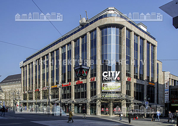 Einkaufszentrum Bochum