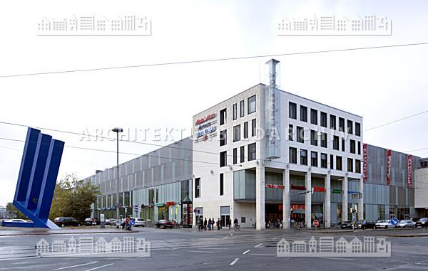 Ettlinger Tor Karlsruhe Parkhaus
