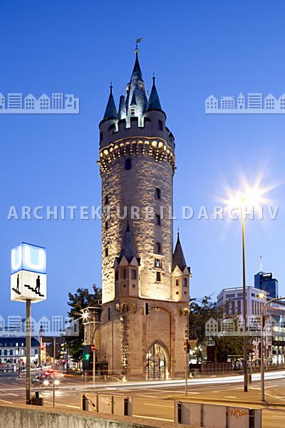 Eschenheimer turm frankfurt am main architektur bildarchiv - Architekt frankfurt am main ...