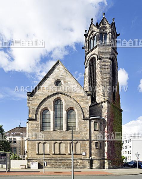 Evangelisch reformierte Kirche Hannover Architektur