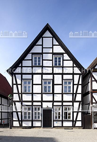 fachwerkhaus am seel 6 soest architektur bildarchiv. Black Bedroom Furniture Sets. Home Design Ideas