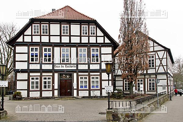 fachwerkhaus elisabethstra e 3 herford architektur. Black Bedroom Furniture Sets. Home Design Ideas