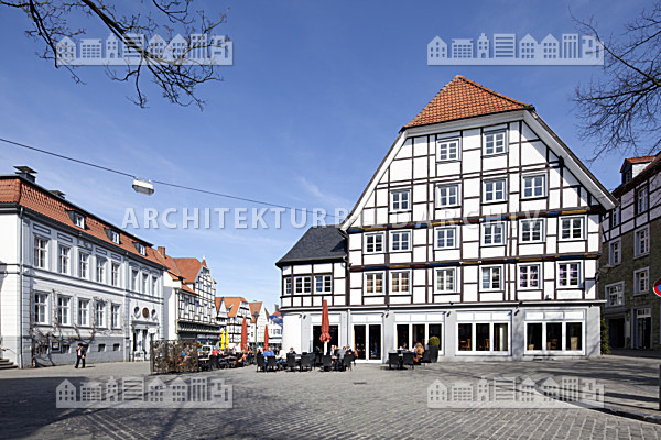 fachwerkhaus kungelmarkt 6 soest architektur bildarchiv. Black Bedroom Furniture Sets. Home Design Ideas