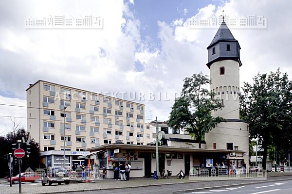 Galluswarte frankfurt am main architektur bildarchiv for Architektur frankfurt