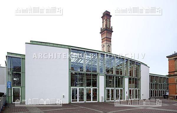 Gartenhalle karlsruhe architektur bildarchiv - Architektur karlsruhe ...