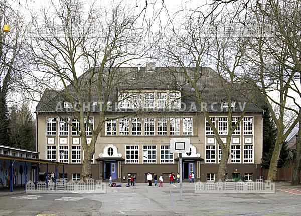 Gemeinschaftsgrundschule martinschule gelsenkirchen architektur bildarchiv - Architekt gelsenkirchen ...