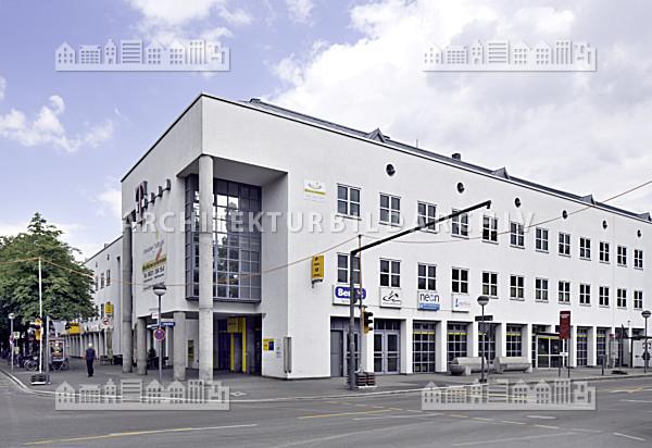 Architekten Rosenheim geschäftshaus bahnhofstraße 27 rosenheim architektur bildarchiv