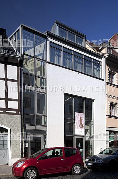 Gesch ftshaus kaufstra e 7 weimar architektur bildarchiv - Architektur weimar ...