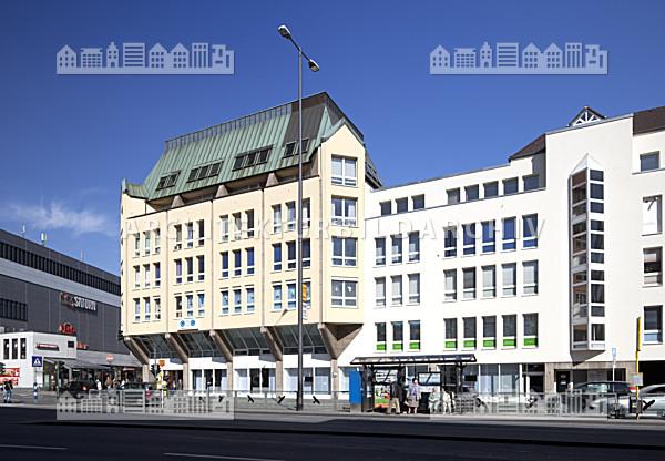 gesch ftshaus alter markt 10 wuppertal architektur bildarchiv. Black Bedroom Furniture Sets. Home Design Ideas