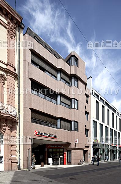 Gesch ftshaus fleischstra e 61 trier architektur bildarchiv - Architekt trier ...