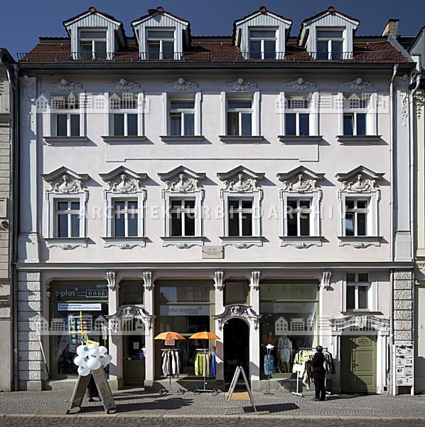 Gesch ftshaus kaufstra e 1 weimar architektur bildarchiv - Architektur weimar ...