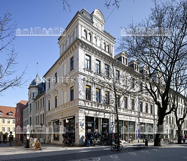 Gesch ftshaus schillerstra e 10 weimar architektur bildarchiv - Architektur weimar ...