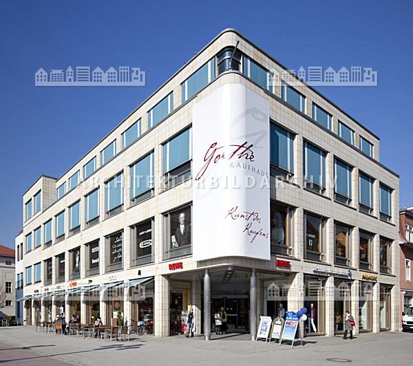 Goethekaufhaus weimar architektur bildarchiv - Architekturburo weimar ...