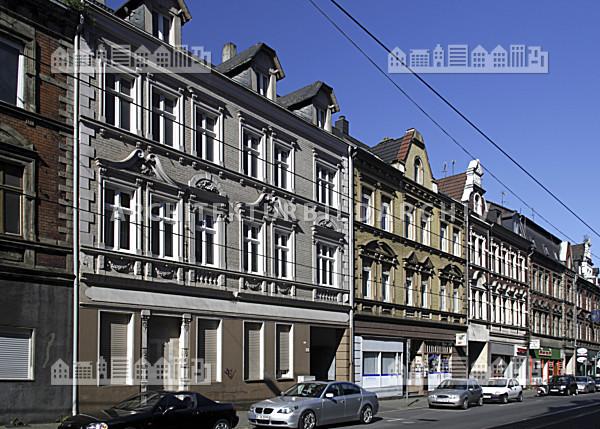 Gr nderzeit bebauung bochumer stra e gelsenkirchen architektur bildarchiv - Architekt gelsenkirchen ...