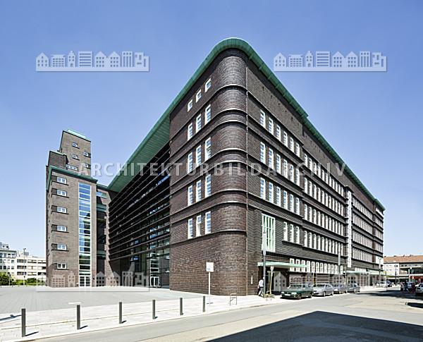 Hans Sachs Haus Gelsenkirchen Architektur Bildarchiv