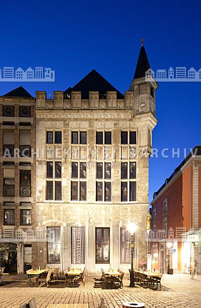 Haus l wenstein aachen architektur bildarchiv for Architektur aachen