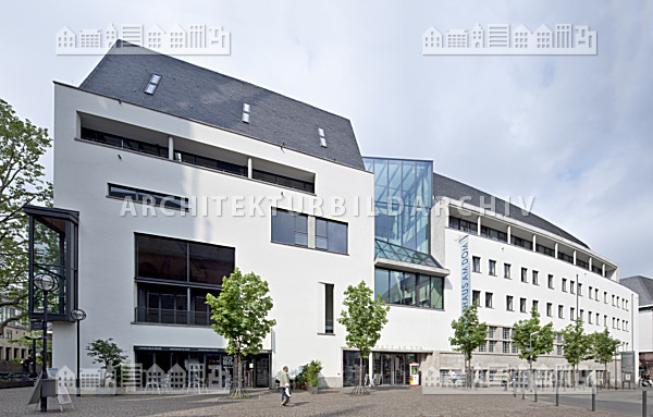 Haus am dom frankfurt am main architektur bildarchiv for Architektur frankfurt