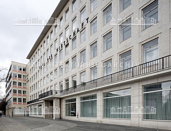 Haus der wirtschaft berlin architektur bildarchiv - Haus der architektur ...