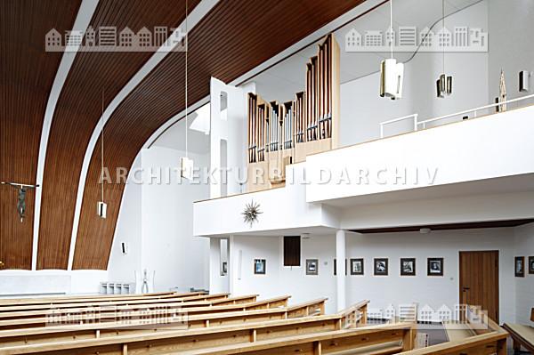 heilig geist kirche wolfsburg architektur bildarchiv. Black Bedroom Furniture Sets. Home Design Ideas