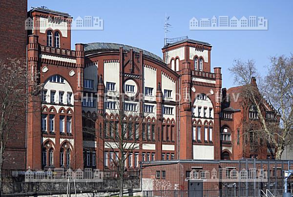 Heizkraftwerk Berlin Charlottenburg Architektur Bildarchiv