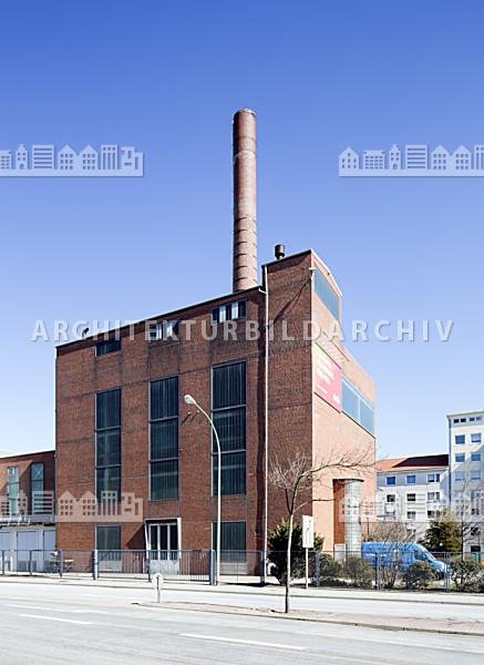 Heizkraftwerk schifferstra e bremerhaven architektur bildarchiv - Architektur bremerhaven ...